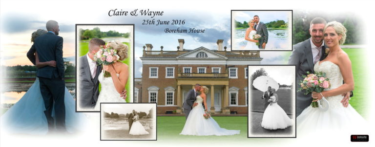 Wedding Photography at Boreham House