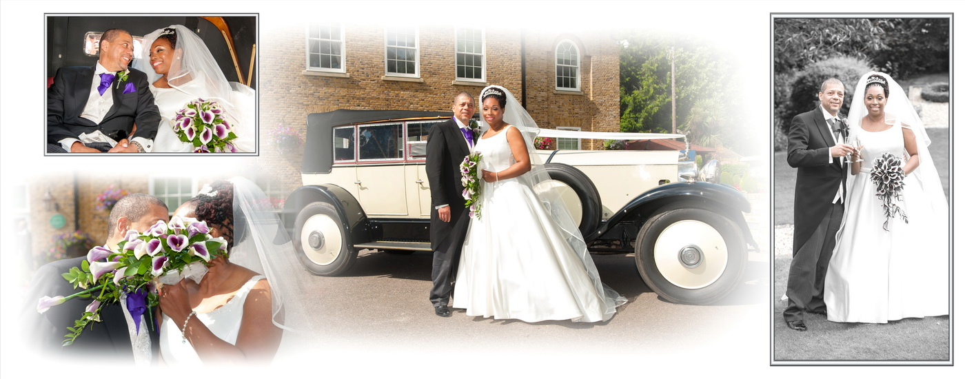 Wedding Photography at Orsett Hall